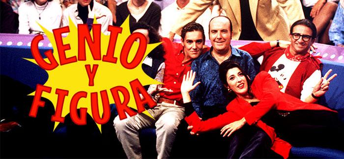 Genio y Figura Antena 3 1994