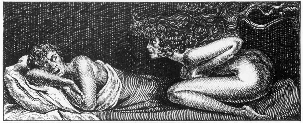 Lilith, súcubus, demônios, bíblia, adão e eva
