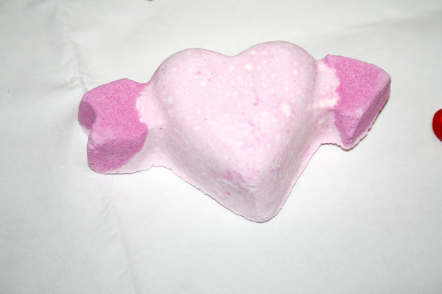 Valentines Day with Lush Cosmetics
