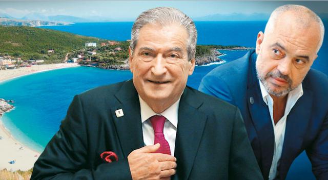 Μπερίσα κατά Ράμα: Τα πήρες από την Τουρκία για την ΑΟΖ!