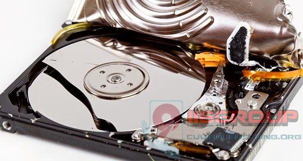 Tại sao ổ cứng bị BAD sector dạng vật lý