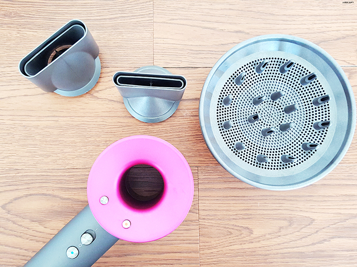 A hair dryer is just a hair dryer, or so you thought. I felt the same way, until I had this powerful little hair tool in my hand. The game has changed, styling your hair just got a little easier, and we have Dyson to thank. Find out more on the blog...