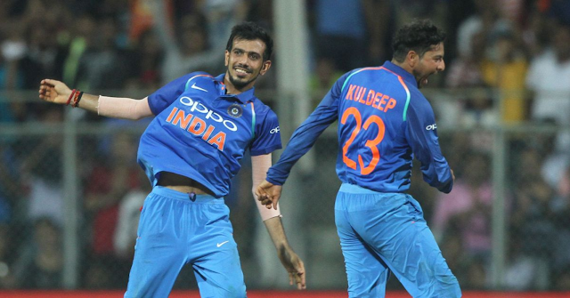 Indian spin bowlers kuldeep chahal