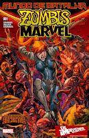 Zumbis Marvel #1