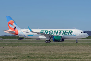Latest A320N Frontier