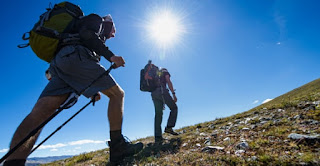 Cara Menurunkan Berat Badan Dengan Hiking