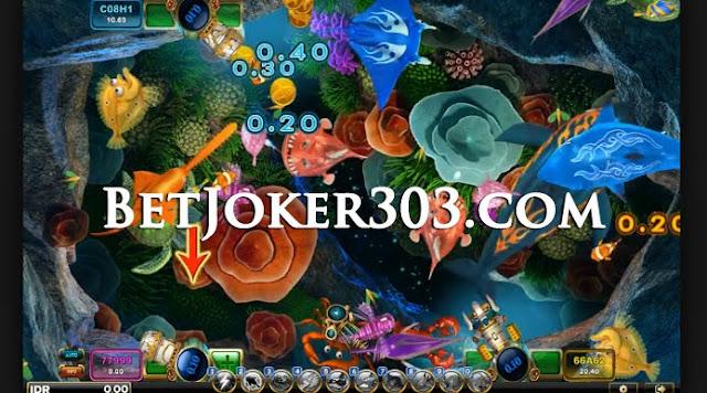 Permainan Tembak Ikan atau Fish Hunter Joker123