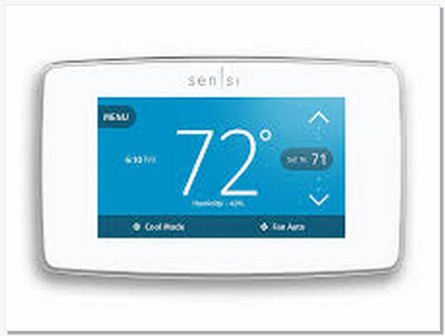 Emerson wifi thermostat Lowes