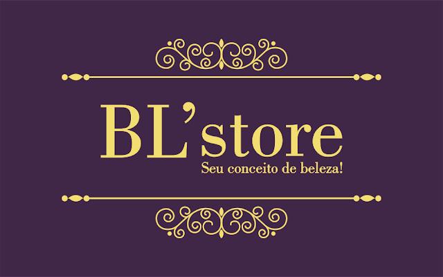 logomarca registrada da bl'store