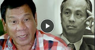 """Watch: Duterte binanatan si Gabby Lopez ng ABSCBN at si Prieto ng Inquirer: """"Pu**ina nyo!"""