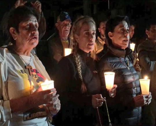 Así se comunicó Leopoldo López con su familia
