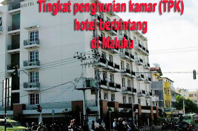 """Ambon, Malukupost.com - Badan Pusat Statistik (BPS) Provinsi Maluku mencatat tingkat penghunian kamar (TPK) hotel berbintang di Maluku selama November 2018 mencapai 45,67 persen, turun 5,61 poin jika dibandingkan dengan Oktober 2018 yang sebesar 51,28 persen.    """"Jika dibandingkan TPK pada November 2017 yang sebesar 42,55 persen, maka TPK hotel bintang di Maluku mengalami peningkatan 3,12 poin,"""" kata Kepala Badan Pusat Statistik (BPS) Maluku, Dumangar Hutauruk di Ambon, Maluku, Sabtu (5/1)."""