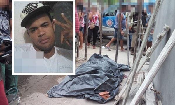 Coite-BA: Pedreiro é morto a tiros enquanto trabalhava em obra.