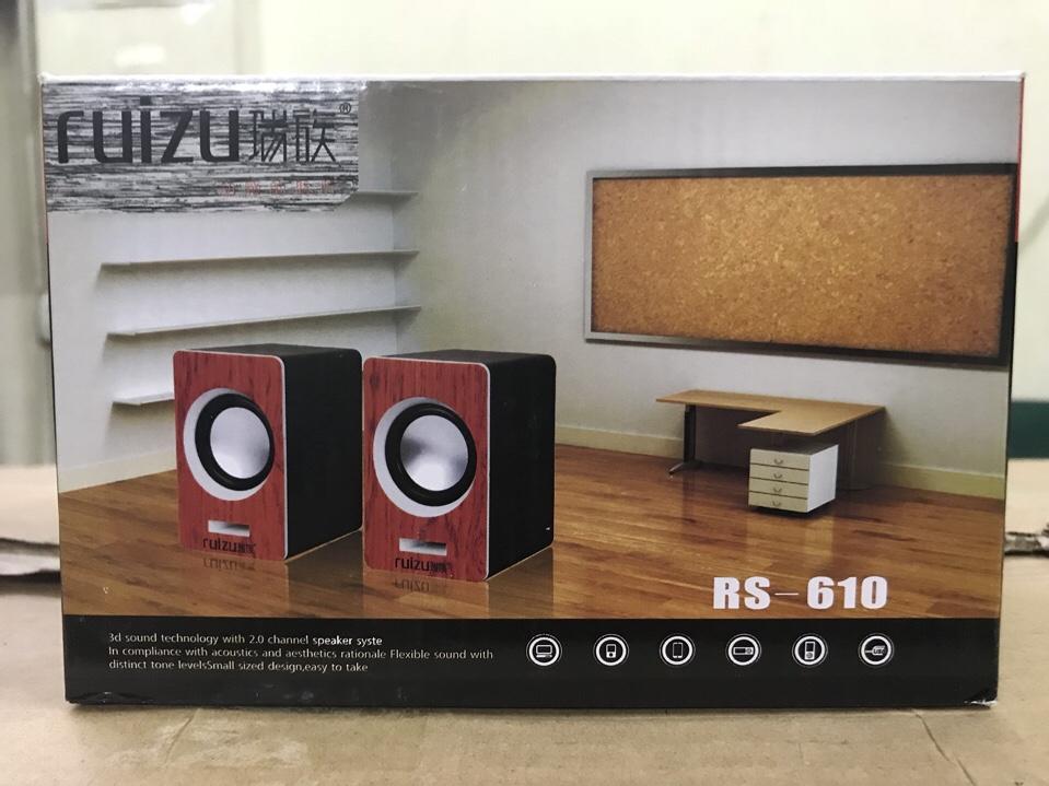 64k - Loa vi tính Ruizu RS610 giá sỉ và lẻ rẻ nhất
