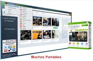 MediaGet Portable