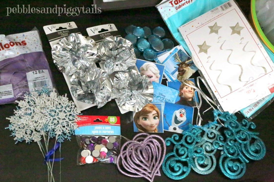 Decorations I Used Easy Things From Dollar Tree And Even Some Of Our Winter Valentine Decor We Kept The Color Scheme Purple Teal Aqua Silver