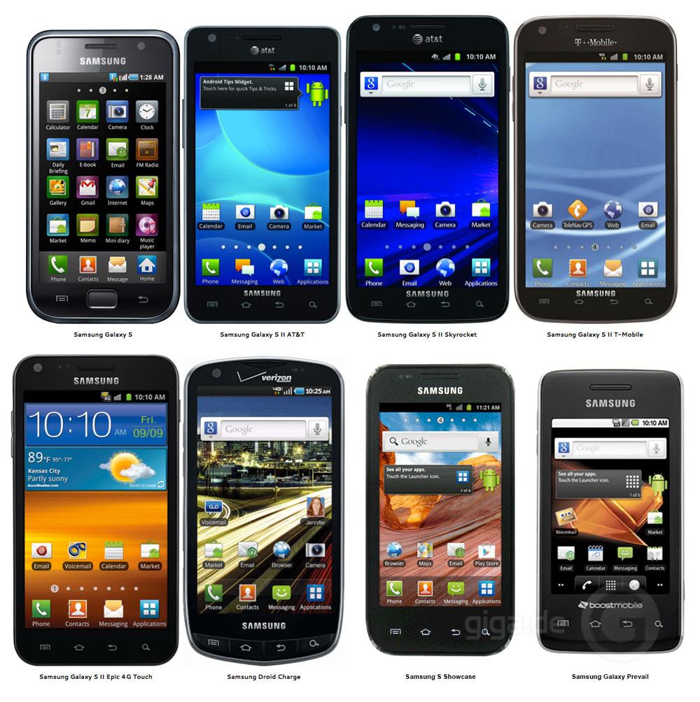 Daftar HP Samsung Galaxy Murah Di Bawah 1 Juta
