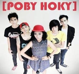 Lirik Lagu Ku Buat Untukmu - Poby Hoky