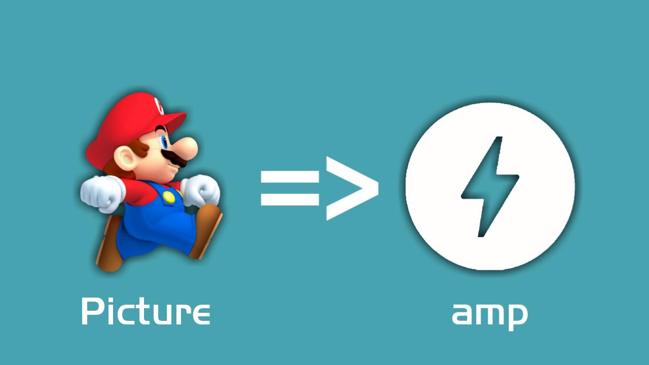 cara membuat thumbnail dan gambar valid amp