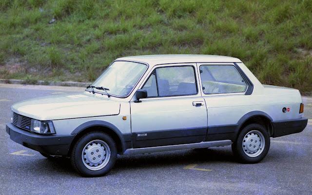 Fiat Oggi 1984 CS