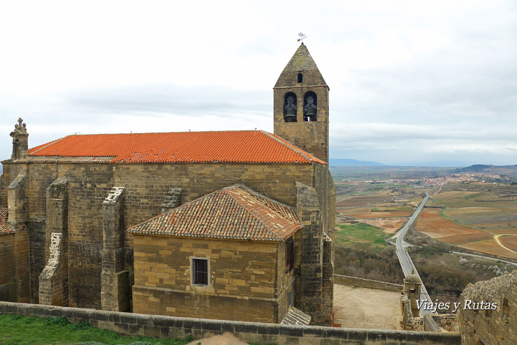 Iglesia de Santa María la Mayor, San Vicente de la Sonsierra, La Rioja