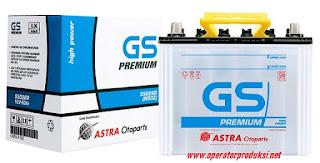 Loker perusahaan PT GS Battery Posisi STAFF GUDANG
