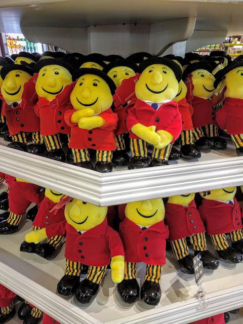 Tayto Park - Mr. Tayto Stuffed Toys