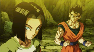 android-17-and-gohan-fighting-toppo