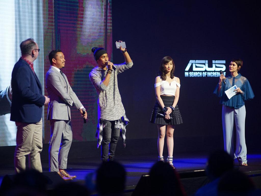 ASUS Philippines Zenfone 3 series ambassador - Gab Valenciano