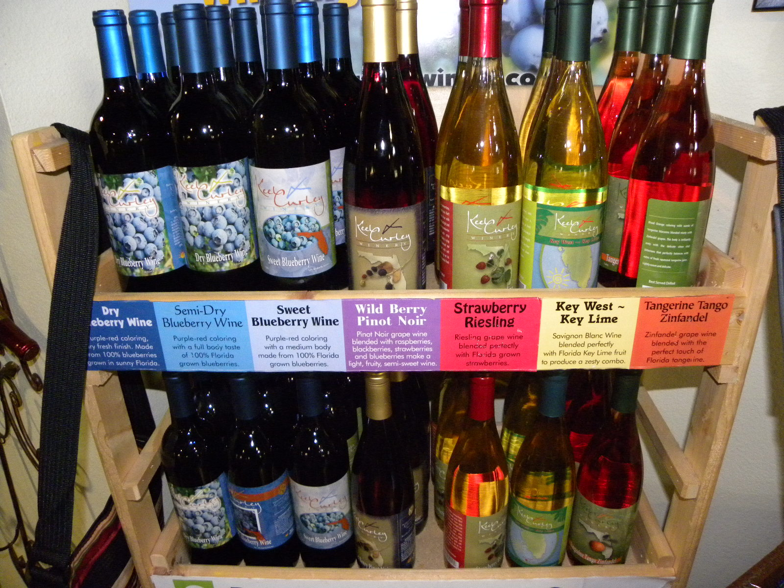 Winecompass Keel And Curley Winery Blueberry Farming To