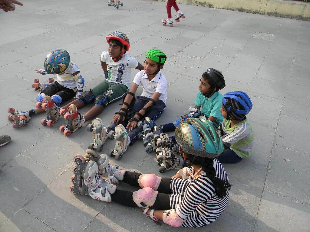 Roller shoes in hyderabad - Skating Classes At Imax Road In Hyderabad Cost Of Skating Shoe Pro Skate Shoes Kids Skate