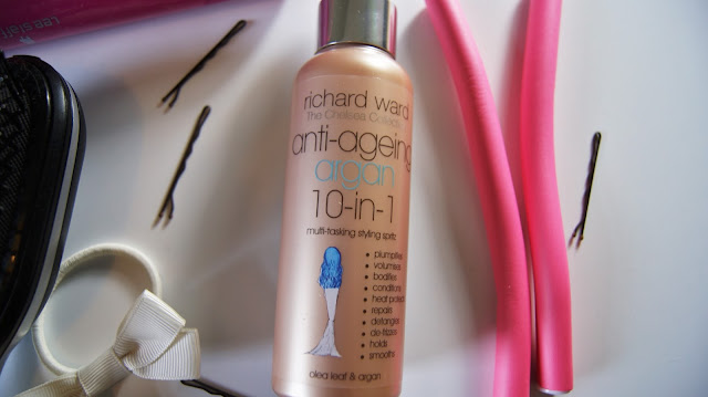 Richard Ward Anti-Ageing Argan 10-in-1 Styling Spritz Review