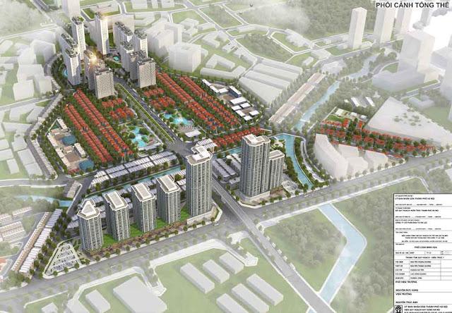khu đô thị An Lạc Green Symphony