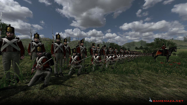 Mount and Blade Warband Napoleonic Wars Gameplay Screenshot 1