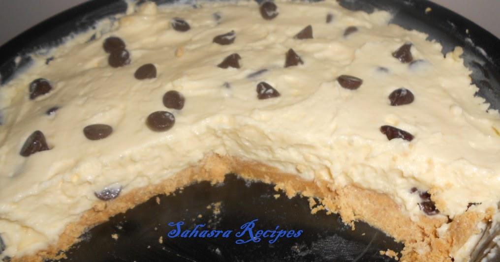 Cottage Cheese Cake Recipe No Bake