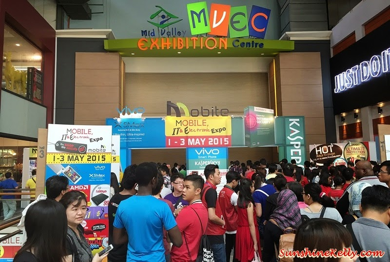MOBITE, Mobile, IT & Electronic Expo 2015, Sangkaya, COURTS booth, Kaspersky, FuYing & Sam, AMD Cool Zone, hardware, software, gadgets, accessories,