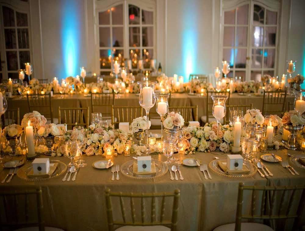 & 50th Wedding Anniversary Decorations Ideas