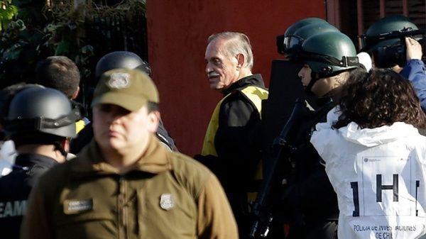 Condenan a tres agentes de la dictadura de Pinochet en Chile