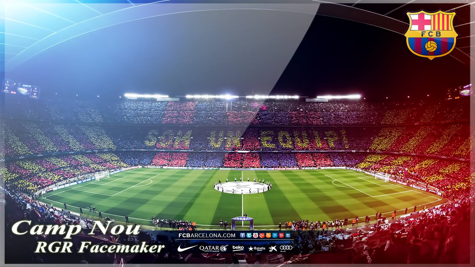 PES 2013 Camp Nou by Rgr Facemaker