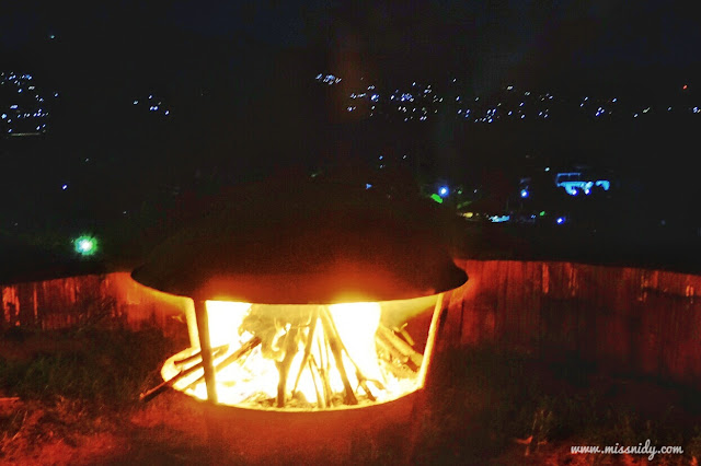 bon fire di trizara resorts