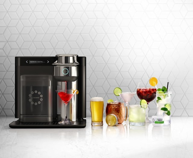 tech today : Keurig launches a cocktail machine