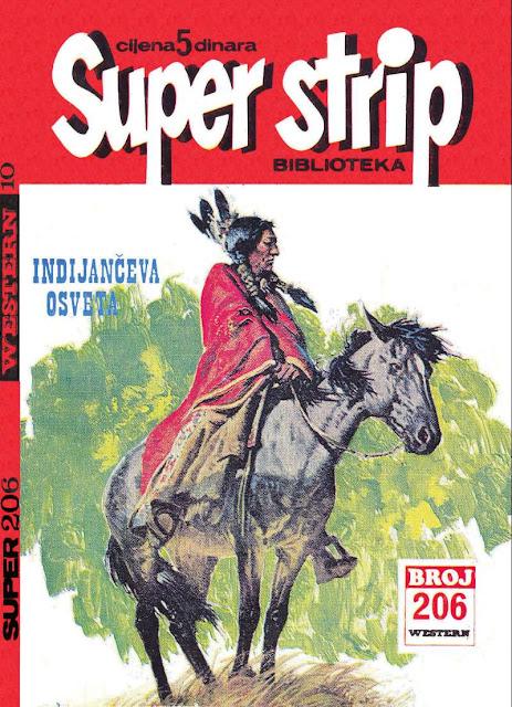Indijanceva osveta - Western