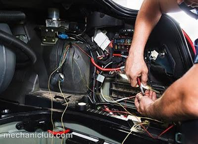 تحميل كتاب الدوائر الكهربائية المساعدة في السيارة PDF