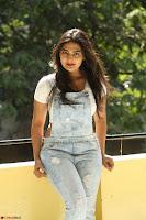 Neha Deshpande in Spicy Denim Jumpsuit and Whtie Crop Top March 2017 117.JPG