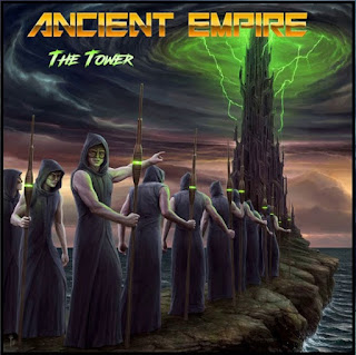 "Ancient Empire - ""The Tower"" (album)"