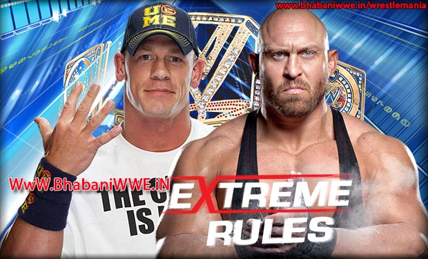 WWE RESULTS: WWE Extreme Rules PPV Results - May 19, 2013