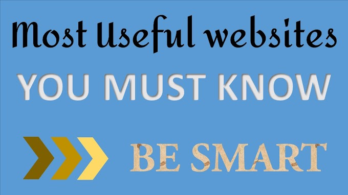 Most useful websites on the internet you should know [January] 2019