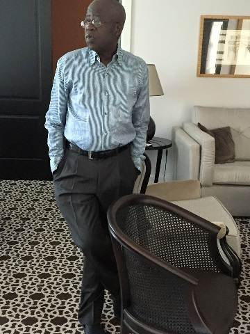 Baba No Go Die Unless To Ba Darugbo: Tinubu Poses In New Photos