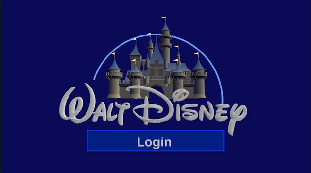 Disney hub login logo