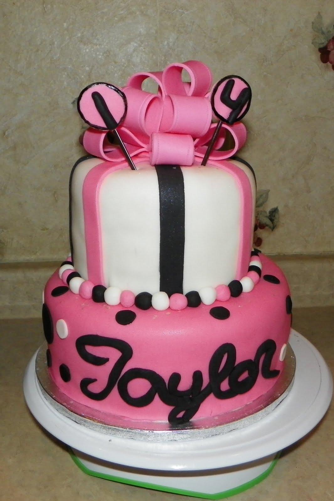 Teen Cake 86
